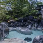 草津温泉ホテルリゾート露天風呂