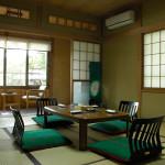緑風亭客室