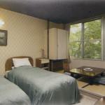 草津スカイランドホテル洋室
