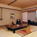 硯川ホテル客室